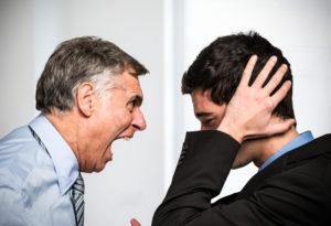 אני לא מסתדר עם הבוס שלי
